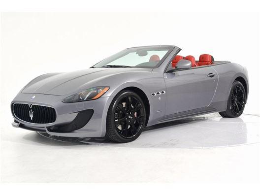2016 Maserati GranTurismo for sale in Fort Lauderdale, Florida 33308