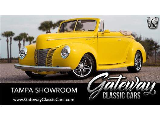1940 Ford Deluxe for sale in Ruskin, Florida 33570