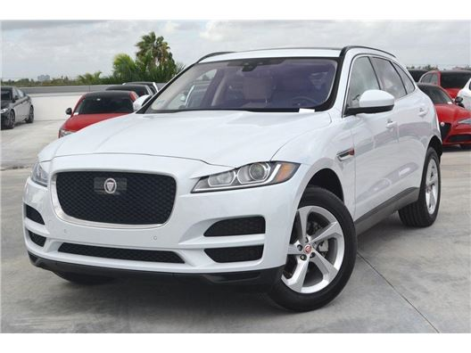 2019 Jaguar F-PACE for sale in Fort Lauderdale, Florida 33308