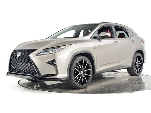 2017 Lexus RX for sale in Fort Lauderdale, Florida 33308