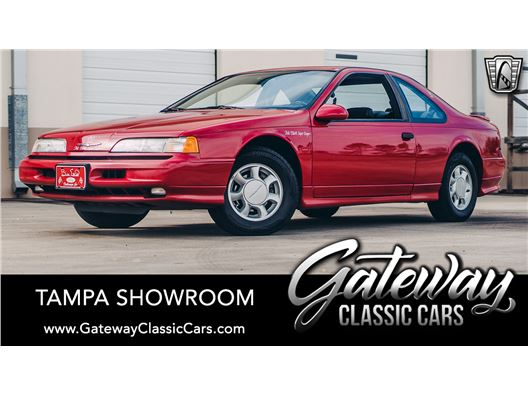 1993 Ford Thunderbird for sale in Ruskin, Florida 33570