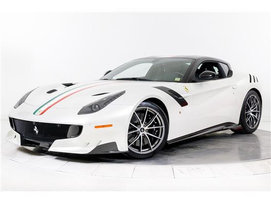 2017 Ferrari F12 Berlinetta for sale in Long Island, Florida 33308