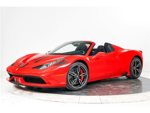 2015 Ferrari 458 Speciale for sale in Long Island, Florida 33308