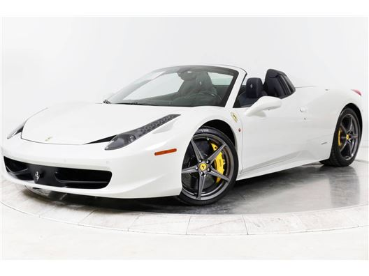 2014 Ferrari 458 Spider for sale in Long Island, Florida 33308