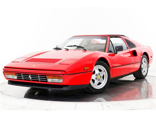 1989 Ferrari 328 GTS for sale in Long Island, Florida 33308