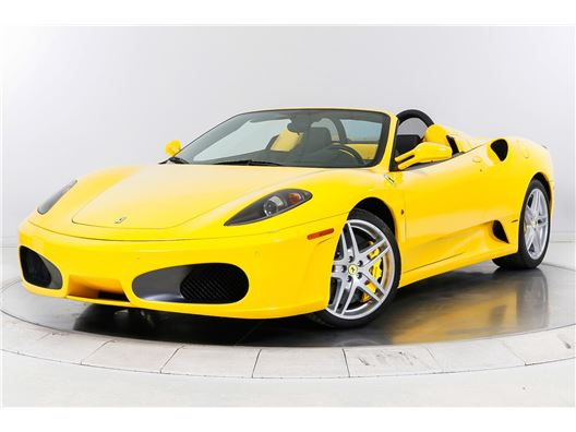 2008 Ferrari F430 SPIDER F1 for sale in Long Island, Florida 33308
