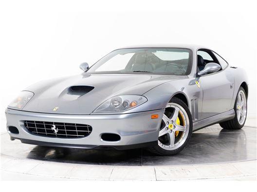 2004 Ferrari 575M Maranello F1 for sale in Long Island, Florida 33308