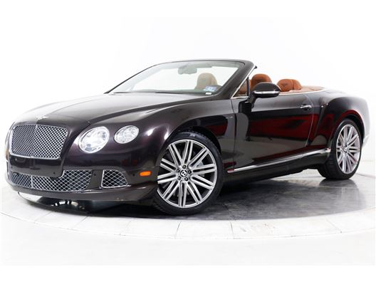 2014 Bentley Continental GTC for sale in Long Island, Florida 33308