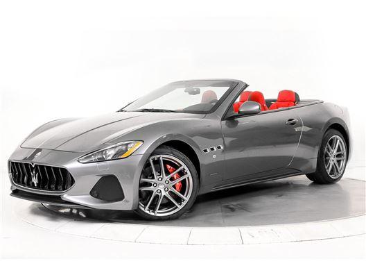 2018 Maserati GranTurismo for sale in Long Island, Florida 33308