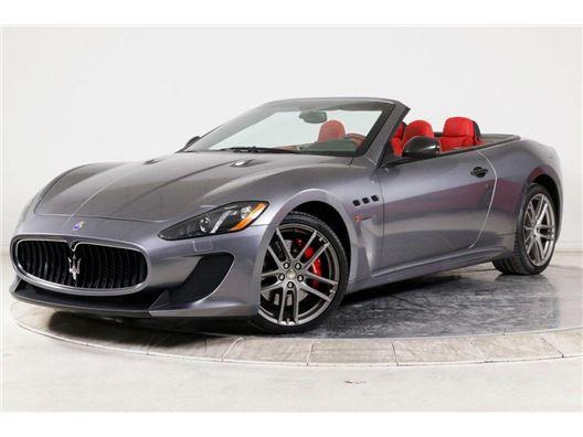 2016 Maserati GranTurismo for sale in Long Island, Florida 33308