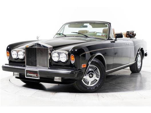 1986 Rolls-Royce Corniche for sale in Long Island, Florida 33308