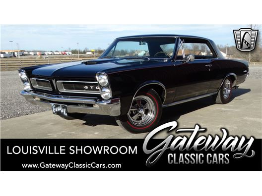 1965 Pontiac GTO for sale in Memphis, Indiana 47143