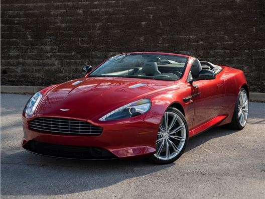 2015 Aston Martin DB9 for sale in Brentwood, Tennessee 37027