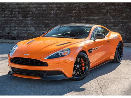 2016 Aston Martin Vanquish for sale in Brentwood, Tennessee 37027