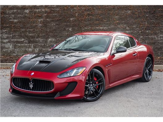 2017 Maserati GranTurismo for sale in Brentwood, Tennessee 37027
