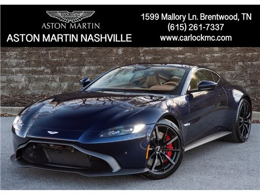 2020 Aston Martin Vantage for sale in Brentwood, Tennessee 37027