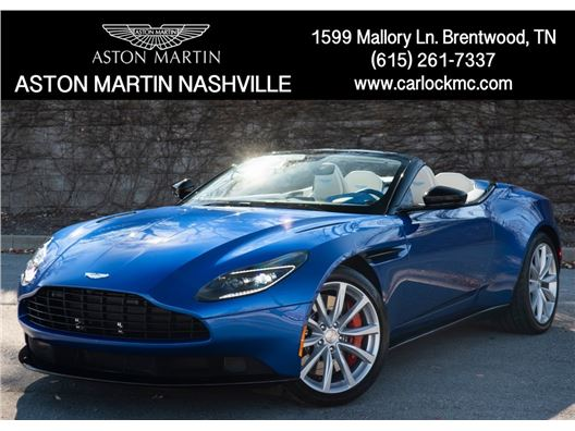 2019 Aston Martin DB11 for sale in Brentwood, Tennessee 37027