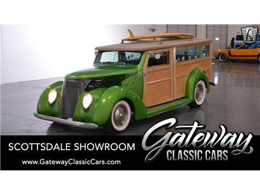 1937 Ford Phantom for sale in Phoenix, Arizona 85027