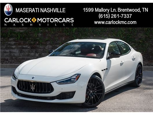 2019 Maserati Ghibli for sale in Brentwood, Tennessee 37027