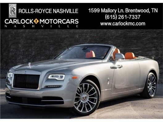 2019 Rolls-Royce Dawn for sale in Brentwood, Tennessee 37027