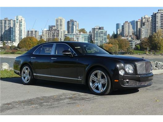 2011 Bentley Mulsanne for sale on GoCars.org