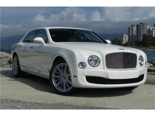 2015 Bentley Mulsanne for sale on GoCars.org