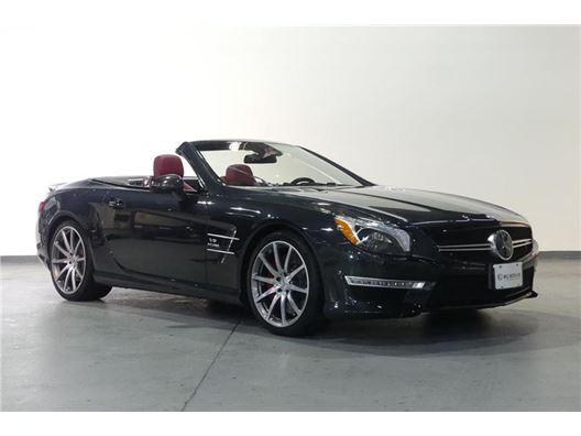 2016 Mercedes-Benz SL63 AMG for sale in Vancouver, British Columbia V6J 3G7 Canada