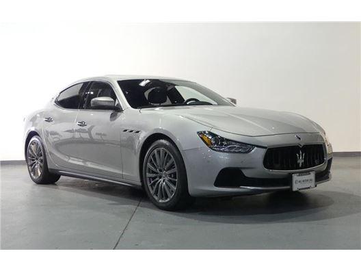 2017 Maserati Ghibli for sale in Vancouver, British Columbia V6J 3G7 Canada