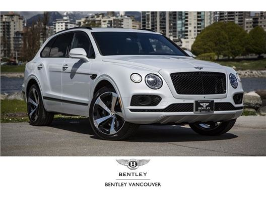 2019 Bentley Bentayga for sale in Vancouver, British Columbia V6J 3G7 Canada