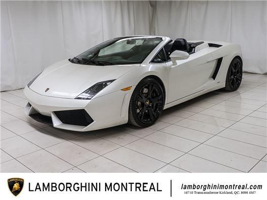 2011 Lamborghini Gallardo for sale in Montreal, Quebec H9H 4M7 Canada