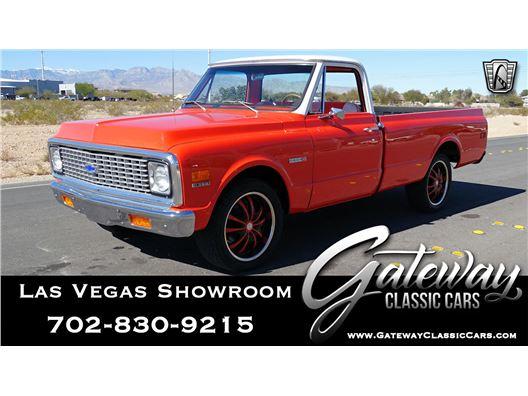 1971 Chevrolet C10 for sale in Las Vegas, Nevada 89118
