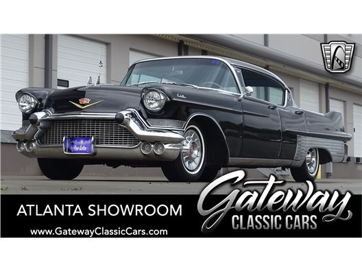 1957 Cadillac Fleetwood for sale in Alpharetta, Georgia 30005