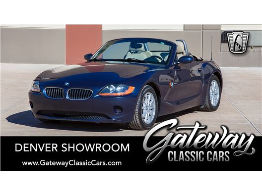 2004 BMW Z4 for sale in Englewood, Colorado 80112