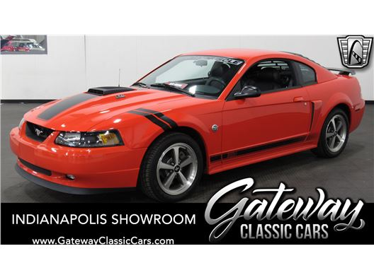 2004 Ford Mach 1 for sale in Indianapolis, Indiana 46268