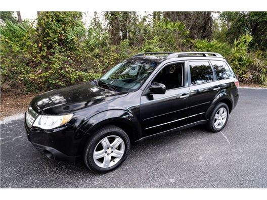 2010 Subaru Forester for sale in Sarasota, Florida 34232