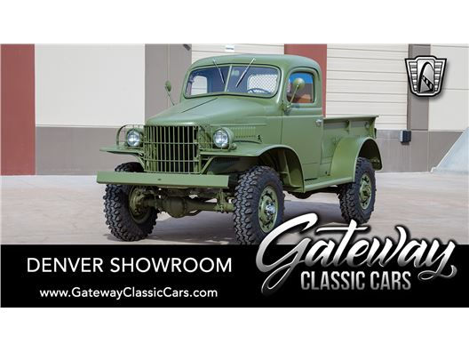 1941 Dodge WC for sale in Englewood, Colorado 80112