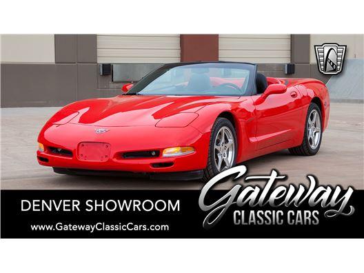 2003 Chevrolet Corvette for sale in Englewood, Colorado 80112