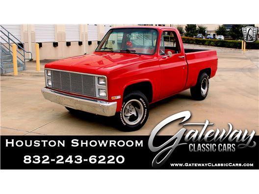 1984 Chevrolet C10 for sale in Houston, Texas 77090