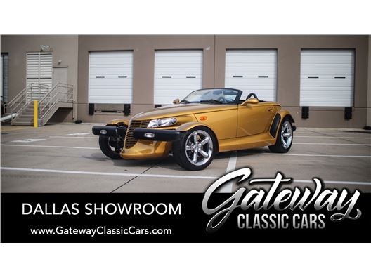 2002 Chrysler Prowler for sale in DFW Airport, Texas 76051