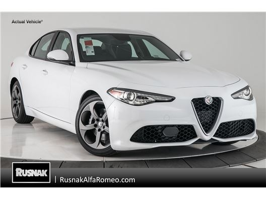 2018 Alfa Romeo Giulia for sale in Pasadena, California 91105