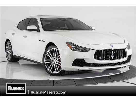 2017 Maserati Ghibli for sale in Pasadena, California 91105