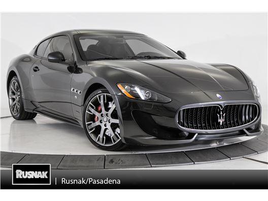 2016 Maserati GranTurismo for sale in Pasadena, California 91105