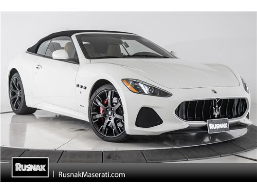 2018 Maserati GranTurismo for sale in Pasadena, California 91105