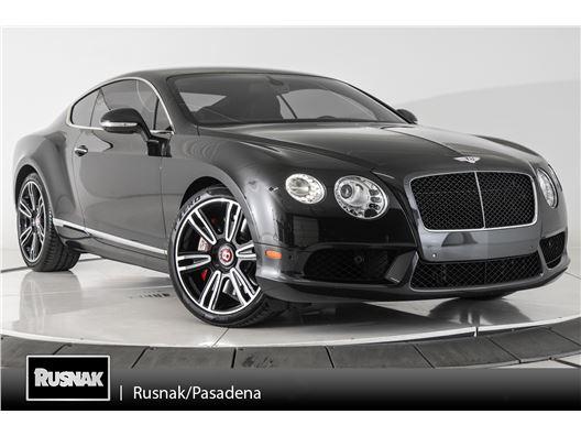 2015 Bentley Continental GT for sale in Pasadena, California 91105