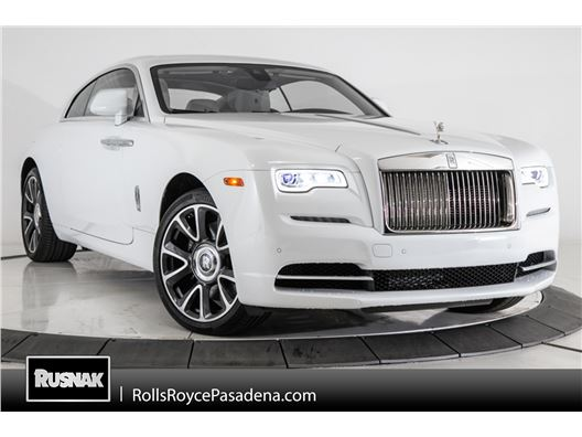 2019 Rolls-Royce Wraith for sale in Pasadena, California 91105