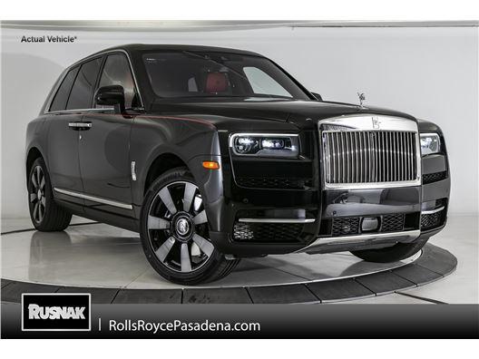 2020 Rolls-Royce Cullinan for sale in Pasadena, California 91105