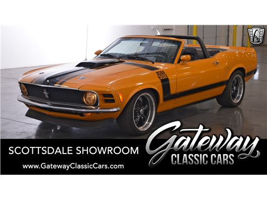 1970 Ford Mustang for sale in Phoenix, Arizona 85027