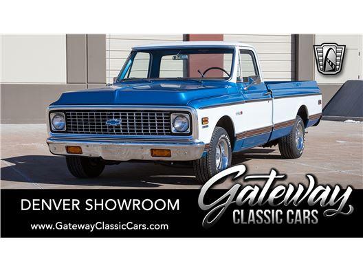 1971 Chevrolet C10 for sale in Englewood, Colorado 80112