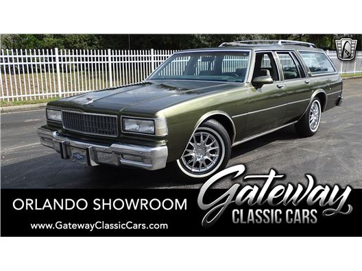 1987 Chevrolet Caprice for sale in Lake Mary, Florida 32746