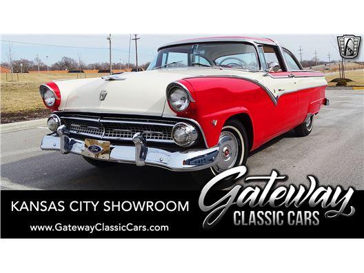 1955 Ford Crown Victoria for sale in Olathe, Kansas 66061